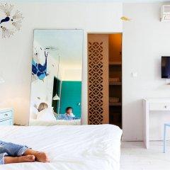 Отель Ekies All Senses Resort удобства в номере