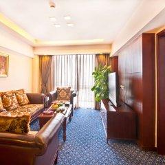Отель Shanghai hongqiao airport argyle hotel Китай, Шанхай - отзывы, цены и фото номеров - забронировать отель Shanghai hongqiao airport argyle hotel онлайн комната для гостей фото 5