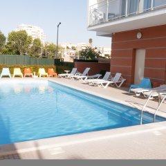 Отель Studio 17 Atlantichotels Португалия, Портимао - 4 отзыва об отеле, цены и фото номеров - забронировать отель Studio 17 Atlantichotels онлайн бассейн фото 2