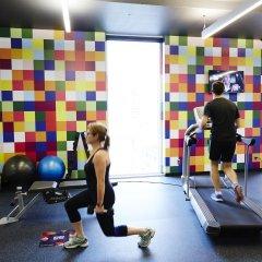 Alt Hotel Winnipeg фитнесс-зал фото 2