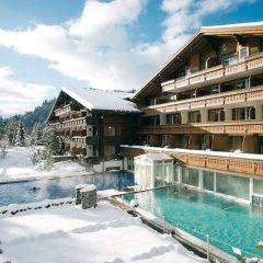 ERMITAGE Wellness- & Spa-Hotel бассейн фото 3