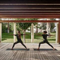 Отель Cretan Malia Park фитнесс-зал фото 2
