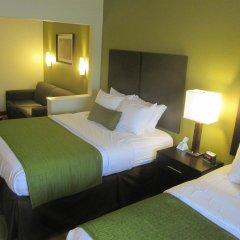 Отель Comfort Suites Hilliard Хиллиард комната для гостей