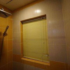 Hotel on Hilltop ванная