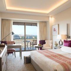 Отель Elysium 5* Номер Делюкс с двуспальной кроватью