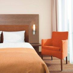 Отель IntercityHotel Dresden Германия, Дрезден - 5 отзывов об отеле, цены и фото номеров - забронировать отель IntercityHotel Dresden онлайн комната для гостей фото 2