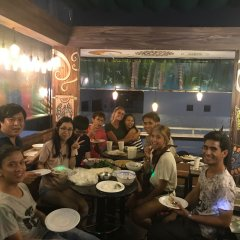 Wanderlust Saigon Hostel питание
