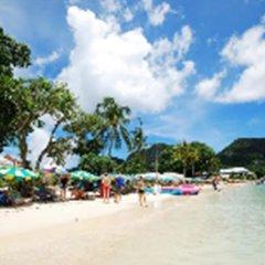 Отель Krabi Loma Hotel Таиланд, Краби - отзывы, цены и фото номеров - забронировать отель Krabi Loma Hotel онлайн пляж