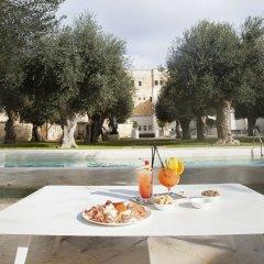 Отель La Fiermontina - Urban Resort Lecce Лечче питание фото 2