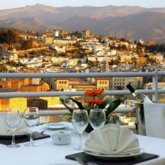 Leonardo Hotel Granada балкон