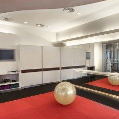 Grande Centre Point Hotel Ratchadamri фитнесс-зал фото 2