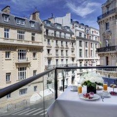 L'Hotel du Collectionneur Arc de Triomphe 5* Стандартный номер разные типы кроватей фото 12
