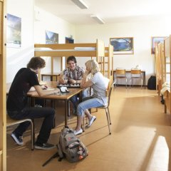 Bergen Hostel Montana Берген спа