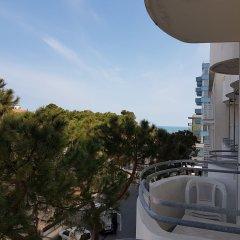 Отель Ceccarini 9 Италия, Риччоне - отзывы, цены и фото номеров - забронировать отель Ceccarini 9 онлайн балкон