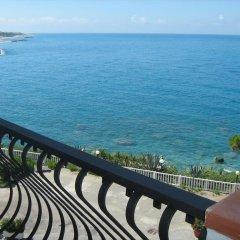 Hotel Ristorante La Scogliera Амантея пляж фото 2