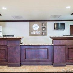 Отель Comfort Inn & Suites Maingate South интерьер отеля фото 3