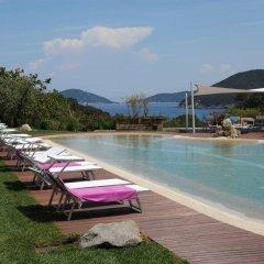 Hotel Valle Verde Проччио бассейн