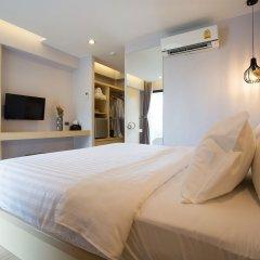 OneLoft Hotel комната для гостей