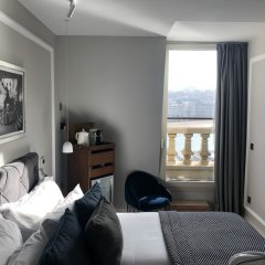 Отель Lasala Plaza Hotel Испания, Сан-Себастьян - отзывы, цены и фото номеров - забронировать отель Lasala Plaza Hotel онлайн комната для гостей фото 2