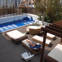 Отель Platjador бассейн фото 2