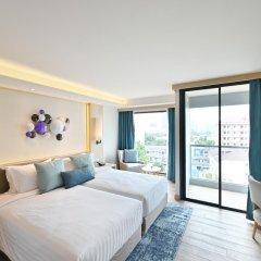 Отель M Pattaya Hotel Таиланд, Паттайя - отзывы, цены и фото номеров - забронировать отель M Pattaya Hotel онлайн комната для гостей фото 2
