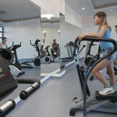 Sunis Evren Beach Resort Hotel & Spa фитнесс-зал фото 3