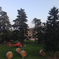 Hotel Villa La Bollina Серравалле-Скривия фото 7