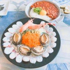 Отель Artravel Myeongdong Южная Корея, Сеул - отзывы, цены и фото номеров - забронировать отель Artravel Myeongdong онлайн питание фото 2