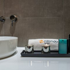 Hotel Rotonda ванная фото 2