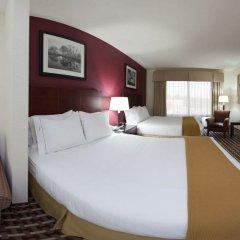 Отель Holiday Inn Express Hotel & Suites Columbus Univ Area - Osu США, Колумбус - отзывы, цены и фото номеров - забронировать отель Holiday Inn Express Hotel & Suites Columbus Univ Area - Osu онлайн комната для гостей