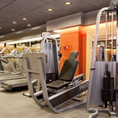 Отель Hilton Beijing Wangfujing фитнесс-зал