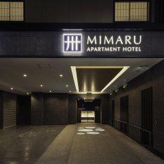 Отель Mimaru Tokyo Hatchobori парковка