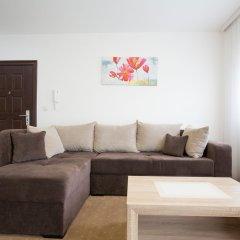 Отель Апарт-Отель Lala Luxury Suites Сербия, Белград - отзывы, цены и фото номеров - забронировать отель Апарт-Отель Lala Luxury Suites онлайн комната для гостей фото 3