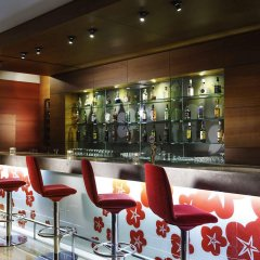 Отель Ibis Styles Ambassador Seoul Myeongdong Сеул гостиничный бар