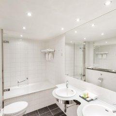 Отель The Square Дания, Копенгаген - отзывы, цены и фото номеров - забронировать отель The Square онлайн ванная