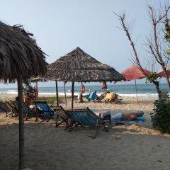 Отель Ha My Beach Homestay Hoi An пляж фото 2