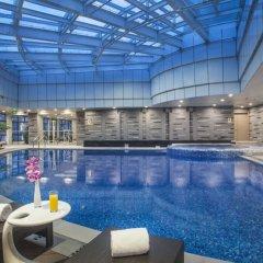 Отель Somerset Xu Hui Shanghai спортивное сооружение