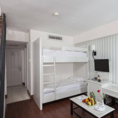 Monachus Hotel & Spa Турция, Сиде - отзывы, цены и фото номеров - забронировать отель Monachus Hotel & Spa - All Inclusive онлайн комната для гостей фото 5