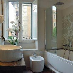Отель Atlante Star Hotel Италия, Рим - 1 отзыв об отеле, цены и фото номеров - забронировать отель Atlante Star Hotel онлайн ванная