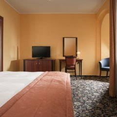 Отель Chateau Monty Spa Resort Чехия, Марианске-Лазне - отзывы, цены и фото номеров - забронировать отель Chateau Monty Spa Resort онлайн комната для гостей фото 2