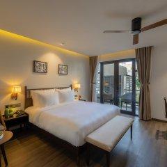 Отель Volar de Faifo Villa Хойан комната для гостей фото 2