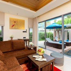 Отель Grand Mercure Phuket Patong 5* Вилла Делюкс с различными типами кроватей