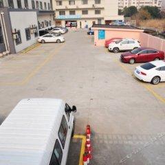 Отель Jinjiang Inn Suzhou Development Zone Donghuan Road парковка