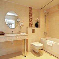 Отель White Rock Castle Suite Болгария, Балчик - отзывы, цены и фото номеров - забронировать отель White Rock Castle Suite онлайн ванная