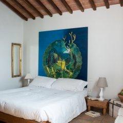 Отель Poderi Arcangelo Италия, Сан-Джиминьяно - 1 отзыв об отеле, цены и фото номеров - забронировать отель Poderi Arcangelo онлайн комната для гостей фото 5