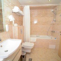 Отель Денарт Сочи ванная фото 2