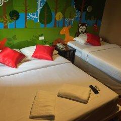 Отель Take A Nap Бангкок детские мероприятия фото 2