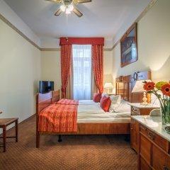 Отель Mucha Hotel Чехия, Прага - - забронировать отель Mucha Hotel, цены и фото номеров комната для гостей фото 2