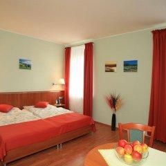 Отель Penzion Fan Чехия, Карловы Вары - 1 отзыв об отеле, цены и фото номеров - забронировать отель Penzion Fan онлайн комната для гостей фото 3