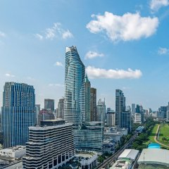Отель Waldorf Astoria Bangkok Бангкок балкон